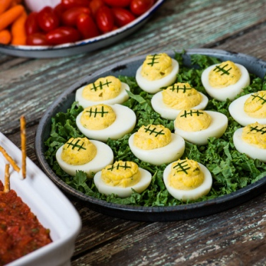 football_deviled_eggs