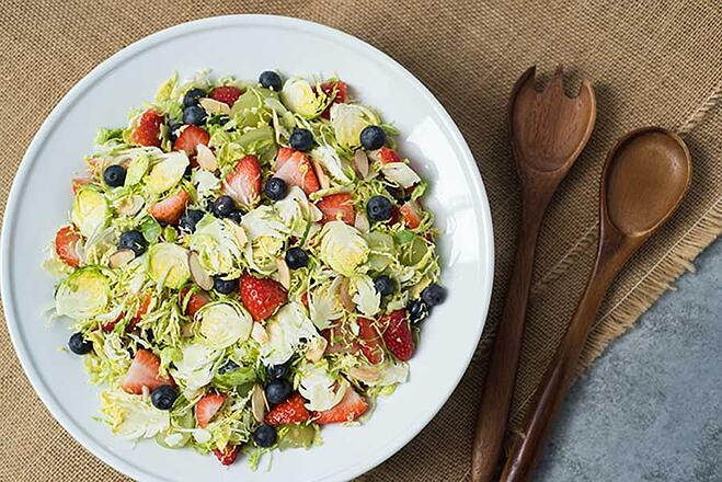 salad-with-brussels-sprouts-and-berries-40
