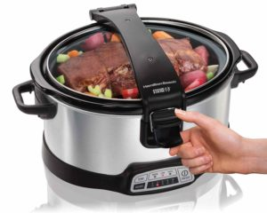 Hamilton Beach Programmable Stay or Go® Slow Cooker 33467