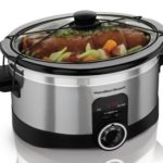Simplicity 6 Quart Slow Cooker