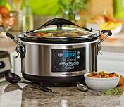 Set & Forget® 6 Qt. Programmable Slow Cooker