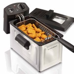12 Cup Oil Capacity Deep Fryer