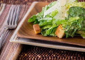 Summer Salad Dressing Recipes - Caesar Dressing from Scratch in a Single-Serve Blender