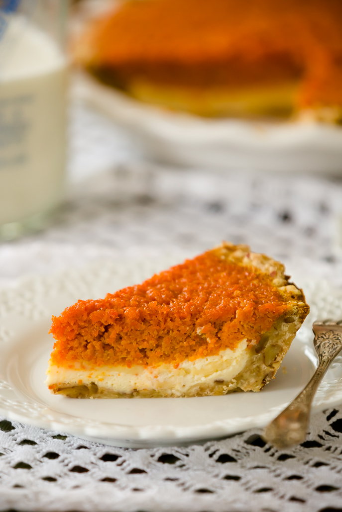 Center Stage: Carrot Pie from The Cupcake Project on Everyday Good Thinking from @hamiltonbeach