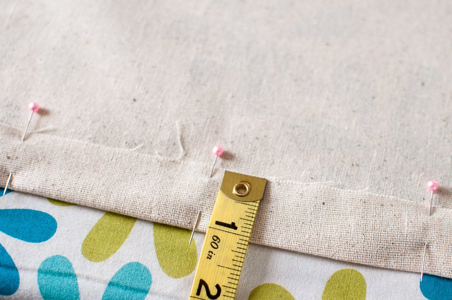 DIY No-Sew Curtains Tutorial from Everyday Good Thinking, the official blog of @HamiltonBeach #Durathon