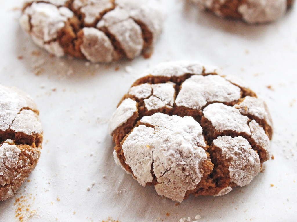 Ginger Bread Cookies from If You Give a Blonde A Kitchen