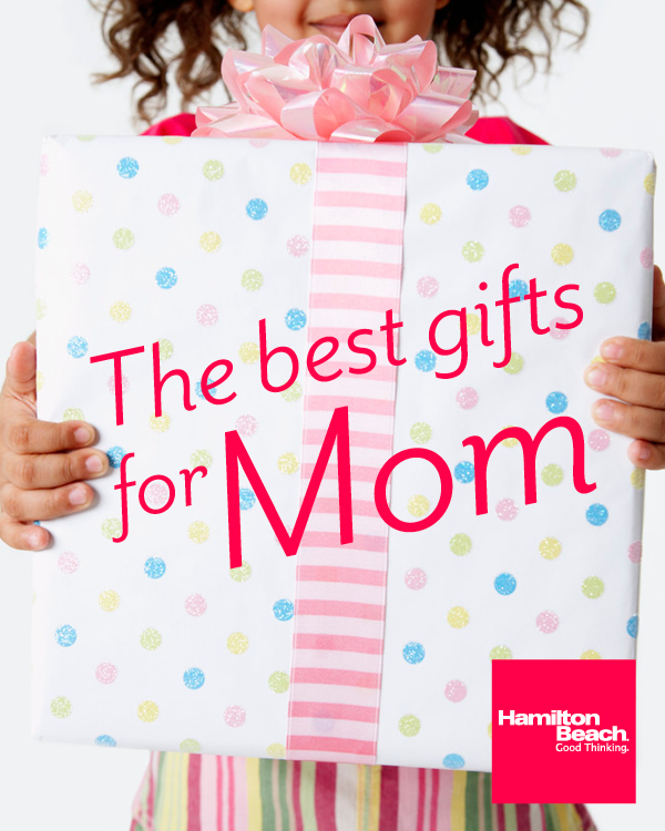 Mother's Day Gift Guide from Everyday Good Thinking @hamiltonbeach