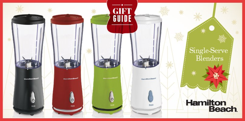 The 2014 Hamilton Beach Holiday Gift Guide