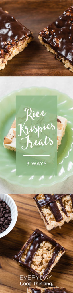 Rice Krispies Treats Pinterest Graphic