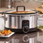 6 Quart Programmable Stovetop Slow Cooker