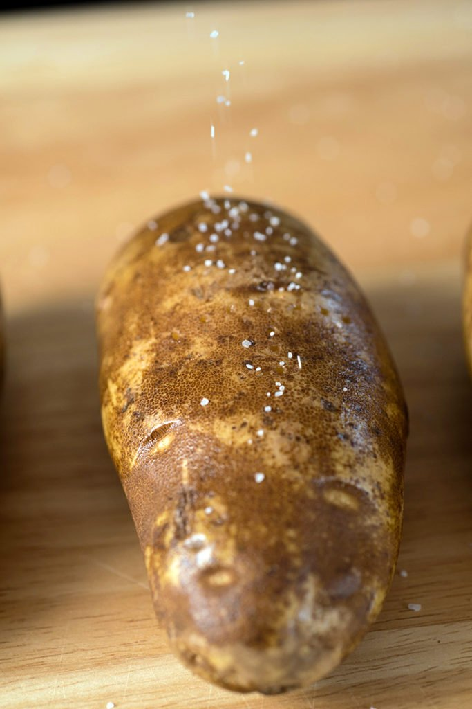How to Bake a Potato in an Oven