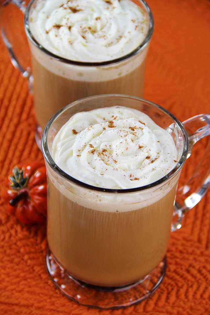Pumpkin Pie Spiced Coffee from Everyday Good Thinking, the official blog of @HamiltonBeach