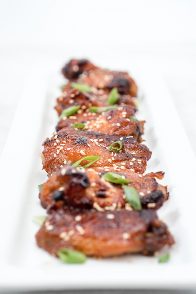 Slow Cooker Korean Chicken Wings from Everyday Good Thinking, the official blog of @hamiltonbeach