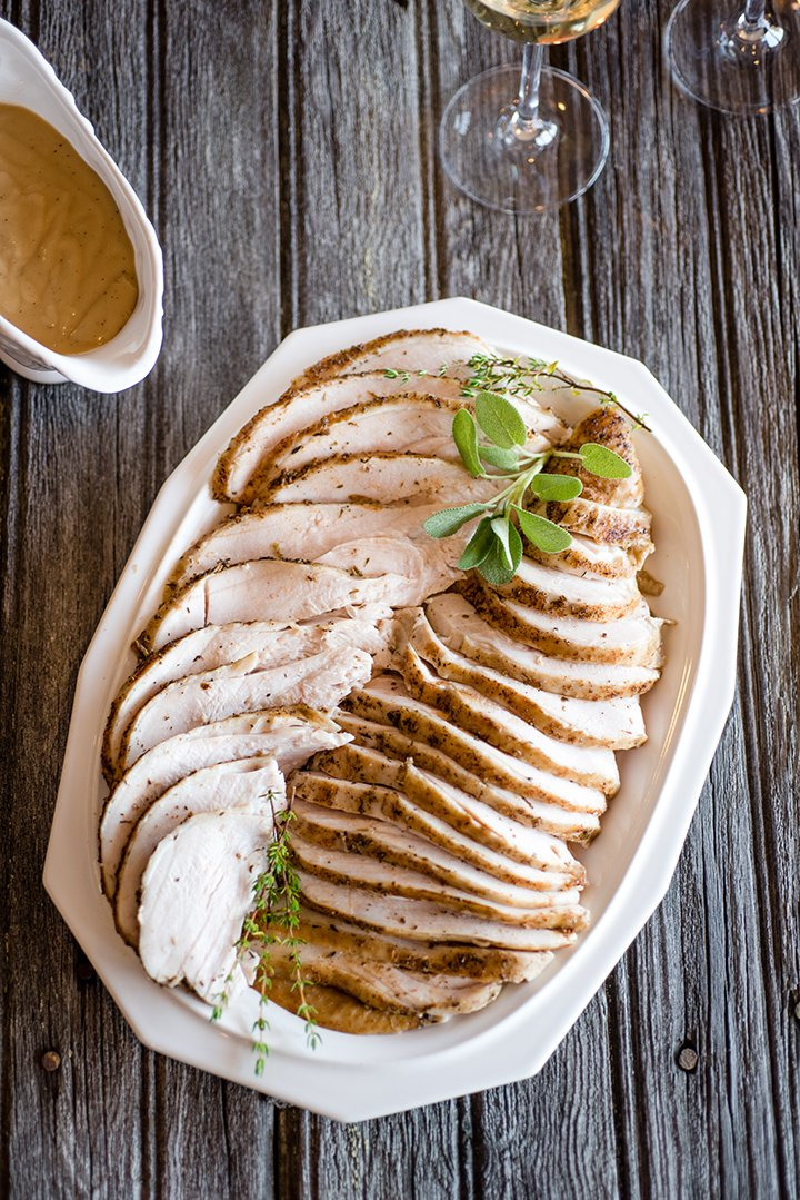 Slow Cooker Herb Turkey Breast | @hamiltonbeach