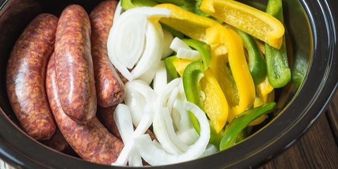 Slow-Cooker-Sausage-with-Peppers-and-Onions-1-2-1