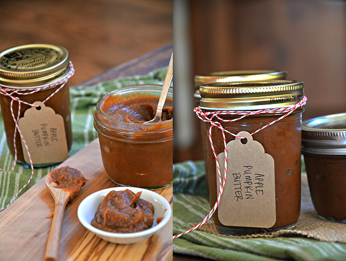 Center Stage: Mountain Mama Cooks with Apple-Pumpkin Butter on Everyday Good Thinking, the official blog of @HamiltonBeach