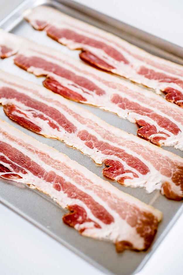 The Best Way to Make Bacon