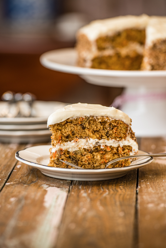 Carrot Cake from Everyday Good Thinking, the official blog of @HamiltonBeach