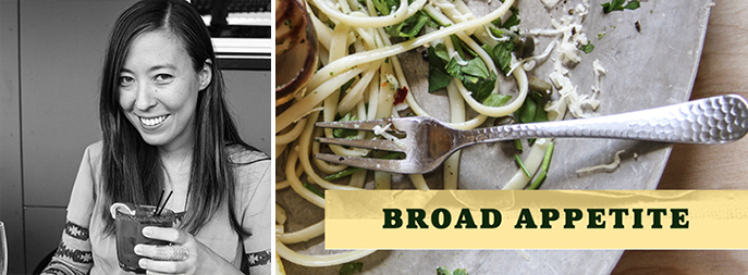 Center Stage: Marcella Lee of Broad Appetite shares recipes with Everyday Good Thinking by @hamiltonbeach