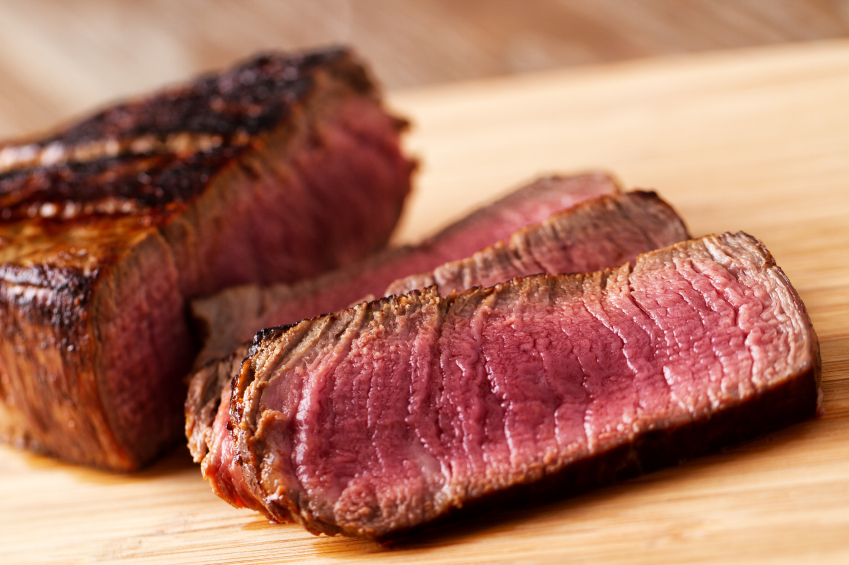 Classic Grilled Steak from Everyday Good Thinking, the official blog of @HamiltonBeach