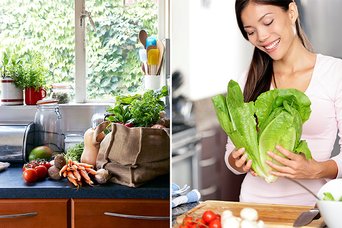Earth Day Kitchen Tips from Everyday Good Thinking, the official blog from @hamiltonbeach