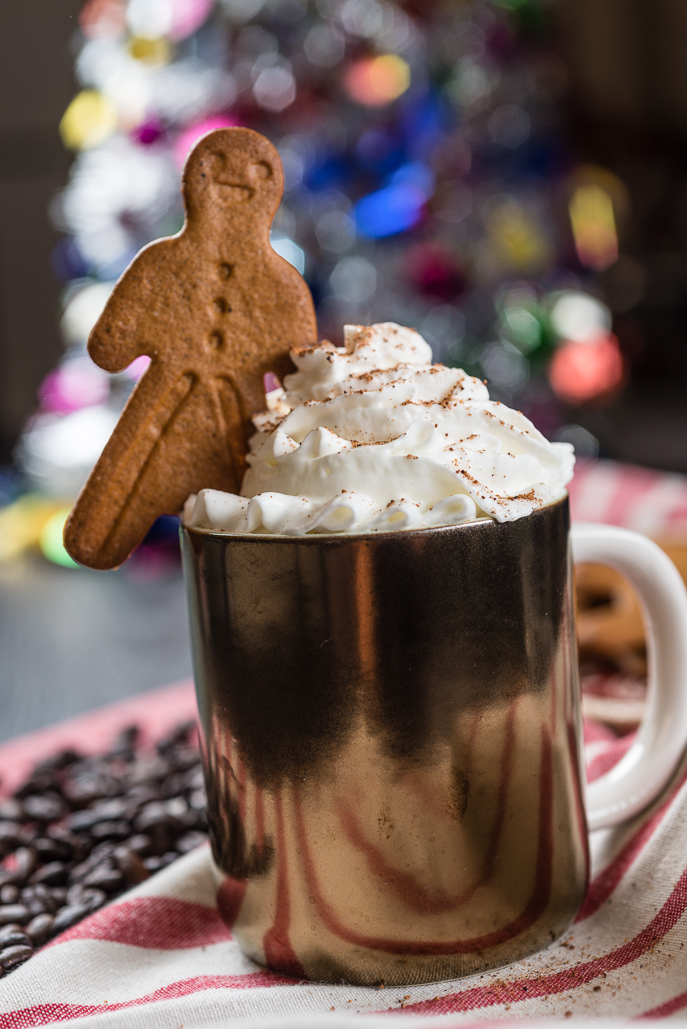 Gingerbread Coffee from Everyday Good Thinking, the official blog of @hamiltonbeach