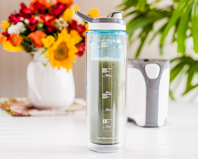 Afternoon Energy Boost Go Sport Chai Smoothie