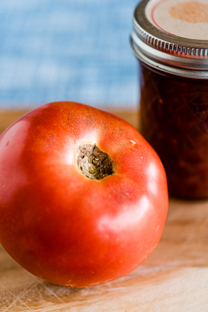 How to Make Canned Hanover Tomato Jam