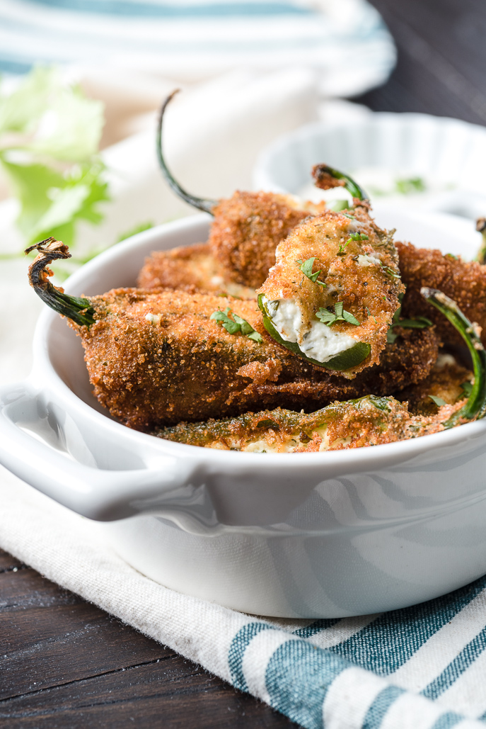 Jalapeño Poppers from Everyday Good Thinking, the official blog of @hamiltonbeach