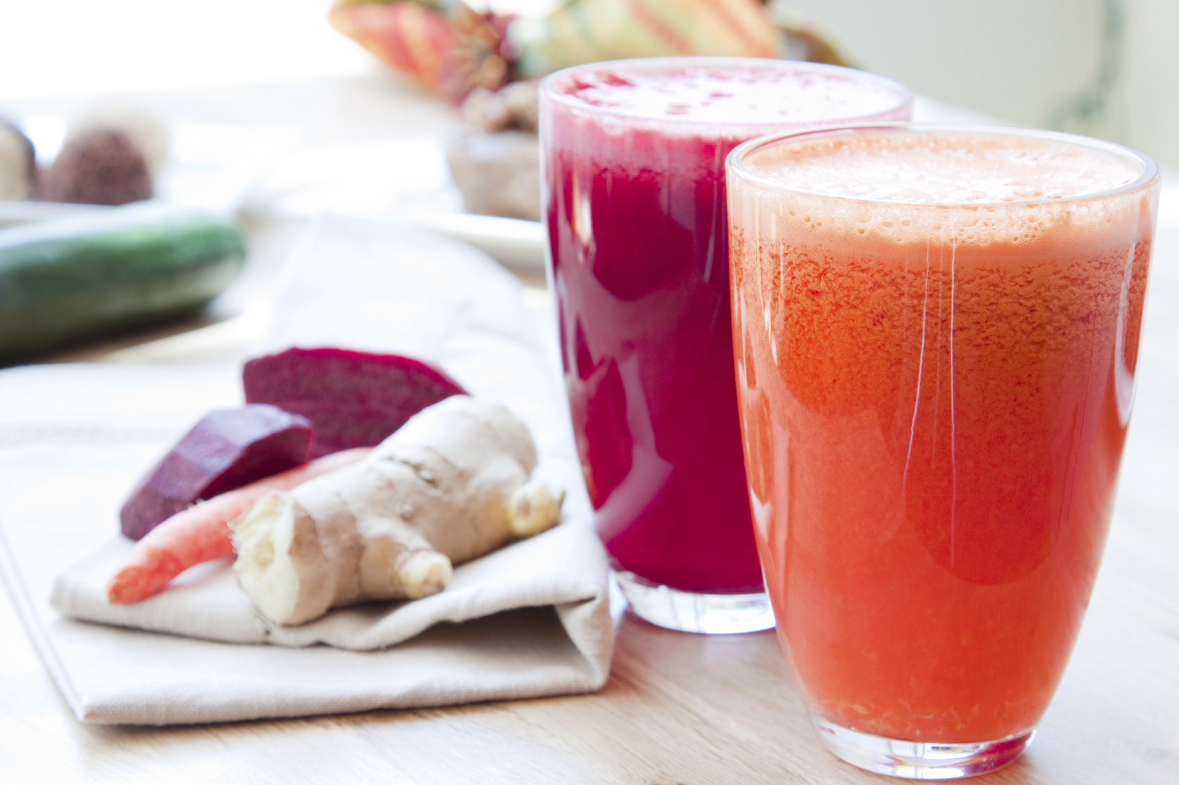 January Juicing Tips from Everyday Good Thinking, the official blog of @HamiltonBeach