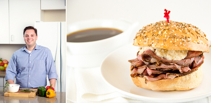 Heritage Dish: Beef on Weck from Buffalo, New York - Everyday Good Thinking, the official blog of @hamiltonbeach