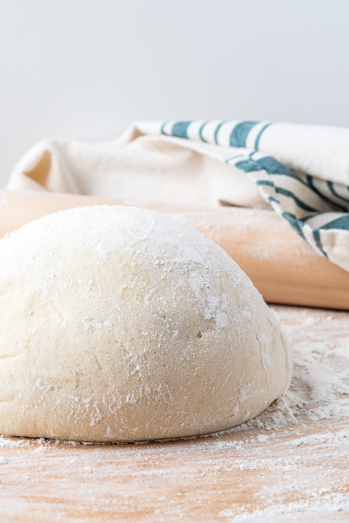 Homemade Pizza Dough (makes a great crust!) in a Bread Maker - from Everyday Good Thinking by @hamiltonbeach