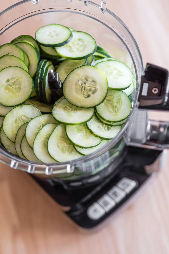 How to Make Quick and Easy Refrigerator Bread and Butter Pickles from Everyday Good Thinking, the official blog of @hamiltonbeach