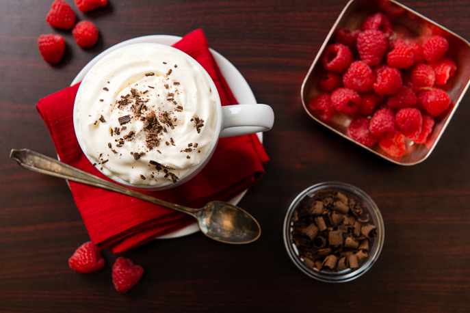 Raspberry Truffle Coffee from Everyday Good Thinking, the official blog of @HamiltonBeach