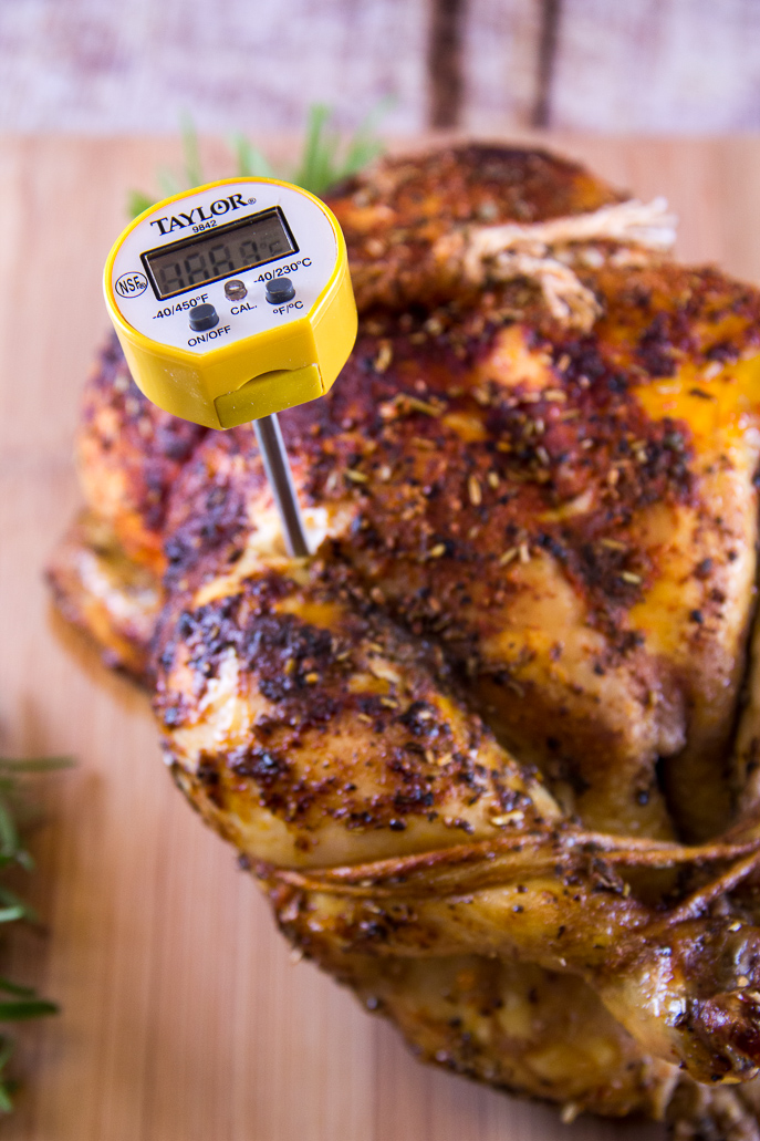 How to Properly Take the Temperature of Poultry - Everyday Good Thinking, the official blog of @HamiltonBeach