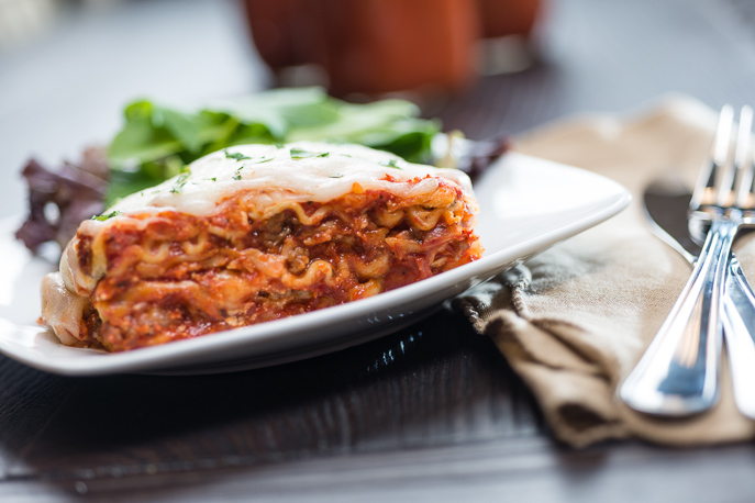 Slow Cooker Classic Lasagna from Everyday Good Thinking, the official blog from @hamiltonbeach