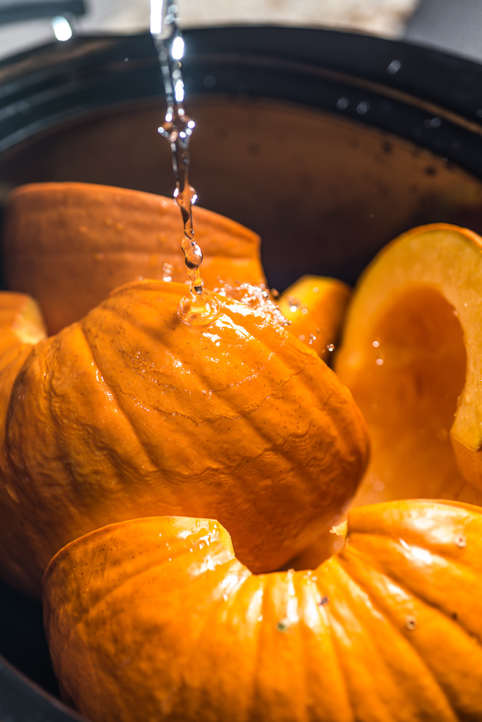 How to Make Homemade Pumpkin Puree - from Everyday Good Thinking, the official blog of @hamiltonbeach