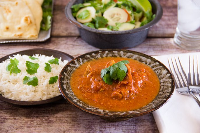 Slow Cooker Chicken Tikka Masala from Everyday Good Thinking, the official blog of @HamiltonBeach