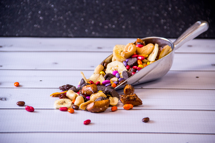 Trail Mix for Kids from Top Three Trail Mix Snack Ideas by Everyday Good Thinking | @HamiltonBeach