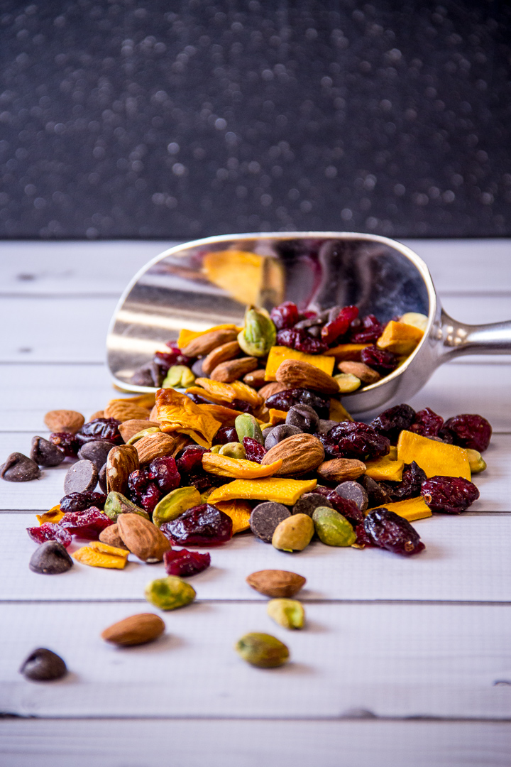 Trail Mix for Adults from Top Three Trail Mix Snack Ideas by Everyday Good Thinking | @HamiltonBeach