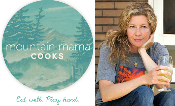 Center Stage: Mountain Mama Cooks with on Everyday Good Thinking, the official blog of @HamiltonBeach
